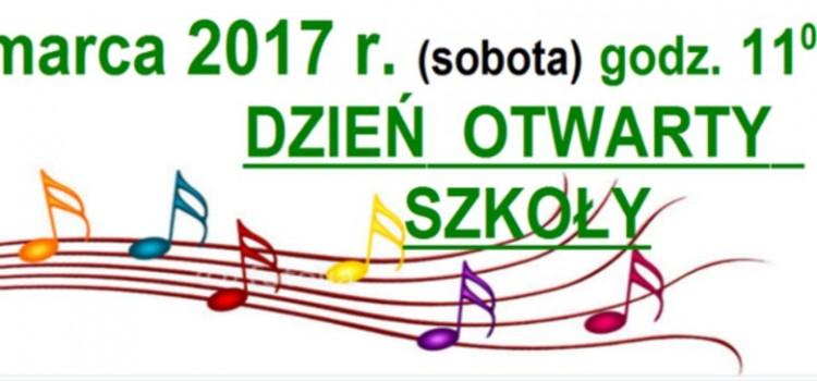 Dzień Otwarty Szkoły – 25 marca 2017 r., godz. 11.00