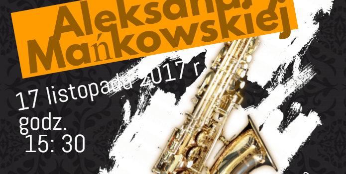 Warsztaty saksofonowe – 17 listopada 2017 r.