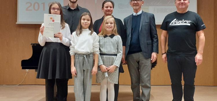 Nagrody dla oboistek w Gdyni