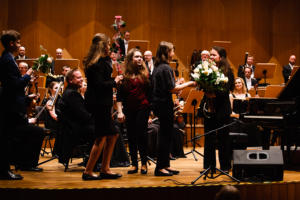 koncert z filharmonią