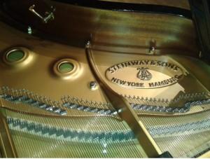 Fortepian koncertowy Steinway & Sons