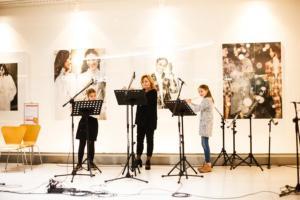 Koncert kolęd w galerii Emka
