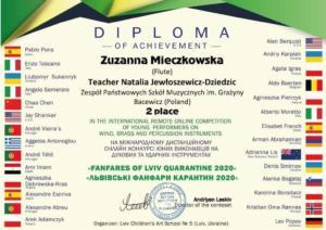 Z.Mieczkowska dyplom